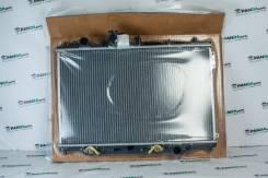 Радиатор охлаждения двигателя. Mazda 626 Mazda Capella