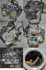 Двигатель в сборе. Honda Life, JA4 Двигатель E07A