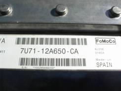 Блок управления вентилятором. Ford Mondeo, CA2 Ford S-MAX, CA1
