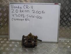 Рамка радиатора. Honda CR-V Honda CR-V I-CTDI Двигатель N22A2