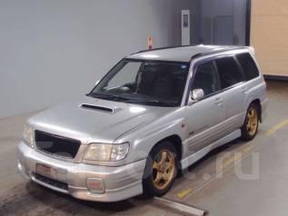 Уплотнитель двери. Subaru Forester, SF5 Двигатель EJ205