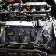 Двигатель в сборе. Skoda Superb, 3T5