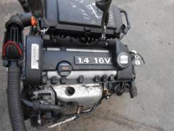 Двигатель в сборе. Volkswagen Golf, 1J1 Двигатель BCA
