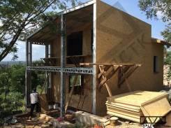 Услуги по строительству малоэтажного строения