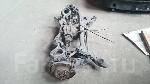 Подвеска. Nissan Silvia, S13