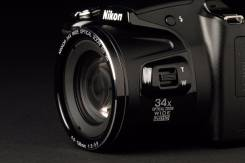 Nikon Coolpix L830. 15 - 19.9 Мп, зум: 14х и более