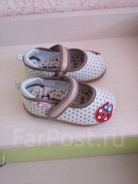 fdf86c7b5 Продаю туфли на девочку 1-2 года - Детская обувь во Владивостоке