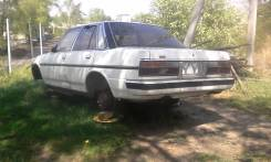 Toyota Mark II. SX70, 1S U