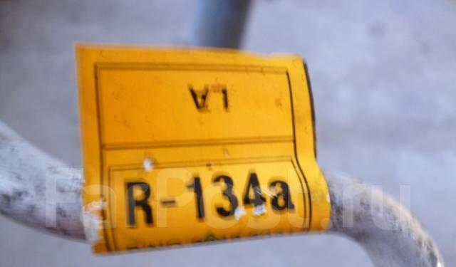 Трубка кондиционера. Chevrolet Lanos Двигатели: L13, L43, L44, LV8, LX6