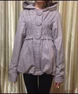 Куртки-дождевики. Рост: 134-140, 140-146 см