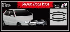 Ветровик на дверь. Chevrolet Lanos
