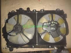 Радиатор охлаждения двигателя. Toyota Celica, ST202, ST203, ST205, ST202C Toyota Carina ED, ST202, ST203, ST205 Toyota Corona Exiv, ST203, ST202, ST20...