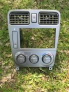 Блок управления климат-контролем. Subaru Forester, SG, SG5 Двигатель EJ205