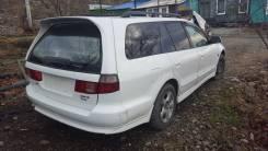 Обвес кузова аэродинамический. Mitsubishi Legnum, EA1W, EC1W, EA3W, EC3W Двигатели: 4G64, 4G93