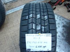 Dunlop Graspic DS3. Зимние, без шипов, без износа, 1 шт