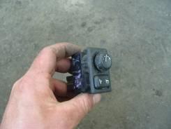 Кнопка управления зеркалами. Nissan X-Trail, NT30