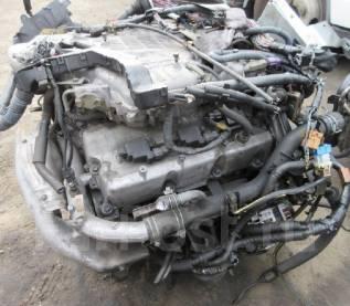 Двигатель. Nissan Cedric, MY33 Двигатель VQ25DE