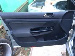 Обшивка двери. Volkswagen Golf