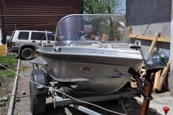 Неман-2. Год: 2016 год, длина 4,00м., двигатель подвесной, 40,00л.с., бензин