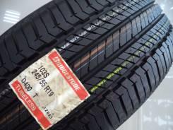 Bridgestone Dueler H/L 400. Летние, без износа, 4 шт