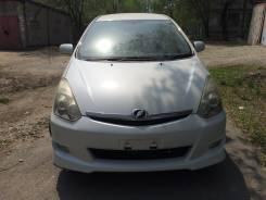 Toyota Wish. ZNE15, 1ZZFE