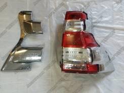 Накладка на стоп-сигнал. Toyota Land Cruiser Prado, GDJ150L, GRJ151, GDJ150W, GRJ150, GRJ150L, GDJ151W, TRJ150, KDJ150L, GRJ150W, GRJ151W, TRJ150W