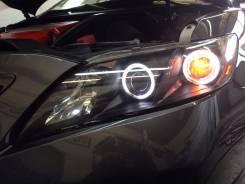 Ангельские глазки. JAC S5 Toyota Camry, ACV40