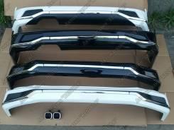 Обвес кузова аэродинамический. Lexus LX450d, URJ200