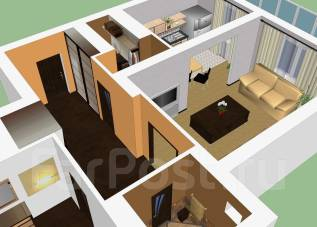 Подбор вариантов планов и согласование перепланировки квартиры и дома!