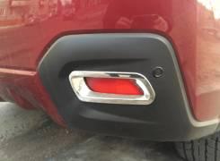 Накладка на стоп-сигнал. Subaru XV