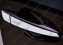 Накладка на ручки дверей. Lexus GS450h, GWL10, GRL11, GRL10, GRL15, AWL10 Lexus GS250, GRL11, GRL10, AWL10, GWL10, GRL15 Lexus GS350, GRL10, AWL10, GR...