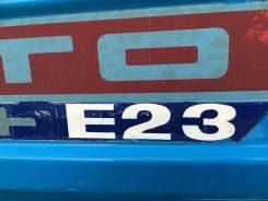 Запчасти на японский минитрактор (мини трактор) Hinomoto E23. Hinomoto E2304 Hinomoto E23. Под заказ