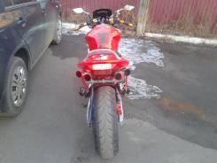 Honda CB 900SF. 919 куб. см., исправен, птс, с пробегом