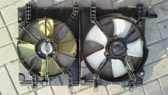 Вентилятор охлаждения радиатора. Honda Edix