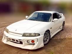 Бампер. Nissan Skyline, BCNR33, ECR33, ENR33, ER33, HR33. Под заказ