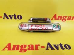 Ручка двери внешняя. Nissan Cube, ANZ10, AZ10, Z10 Двигатели: CGA3DE, CG13DE