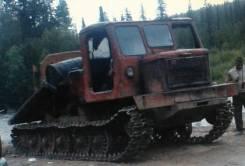 ОТЗ ТДТ-55. Трактор ТДТ-55