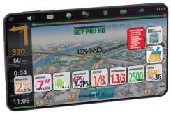 GPS навигатор+регистр Lexand SC-7 Pro HD Navitel Россия android 4