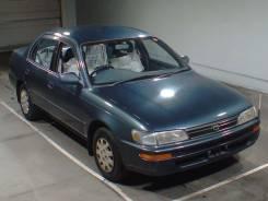 Toyota Corolla. EE101, 4EFE