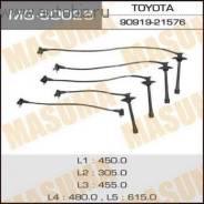 Высоковольтные провода. Toyota: RAV4, Celica, Carina ED, Corona Exiv, Curren Двигатели: 3SFE, 5SFE, 4SFE