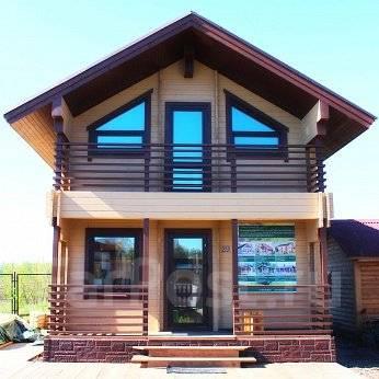 Акция! Финский деревянный дом за 860 тыс, Кредит, Ипотека