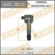 Катушка зажигания. Honda: Crossroad, Accord, Stream, FR-V, Accord Tourer, Civic Двигатели: R20A3, R18A1, R16A1, R16A2, R18A2
