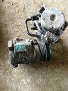 Компрессор кондиционера. Toyota Gaia, SXM10 Двигатель 3SFE