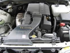 Двигатель в сборе. Toyota Chaser, GX100, SX100 Двигатели: 1GFE, 4SFE