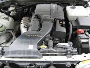 Двигатель в сборе. Toyota Chaser, GX100, SX100 Двигатели: 4SFE, 1GFE