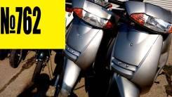 Honda Lead 100. 100 куб. см., исправен, птс, с пробегом