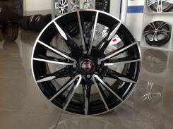 NZ Wheels F-35. 6.0x15, 4x98.00, 4x100.00, ET50, ЦО 60,1 мм.