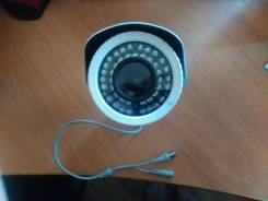 Уличная видеокамера с ик-подсведкой