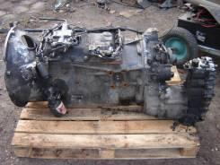 Механическая коробка переключения передач. Scania