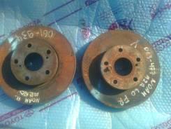 Диск тормозной. Toyota Noah, AZR65G, AZR65, AZR60, AZR60G